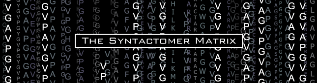 Syntactomer Matrix